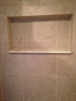 Built-in-shelf-in-Shower-e1401468442210